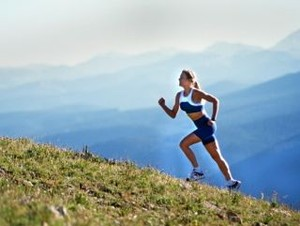 running hills, triathlon training