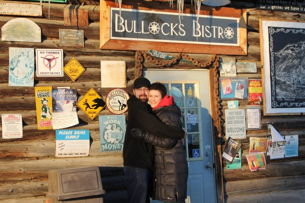 bullocks bistro, yellowknife