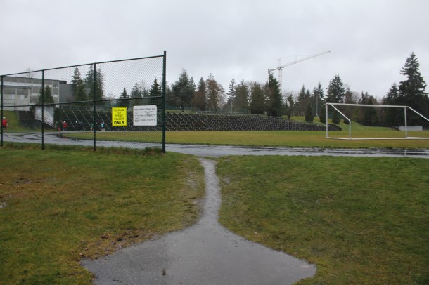 vancouver track and field
