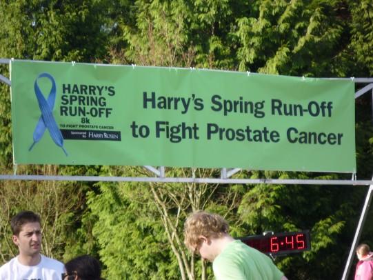 Harry's 8km vancouver