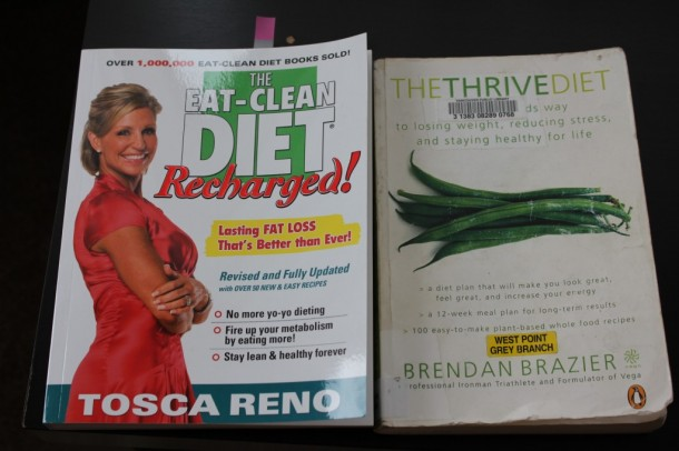 eat clean, thrive diet, tosca reno