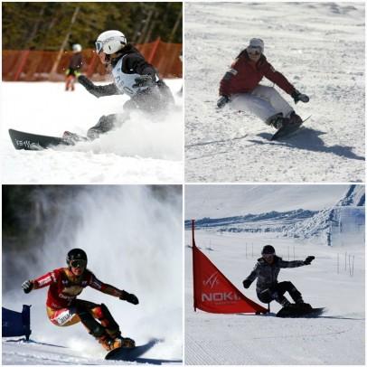 Kimiko, snowboarder