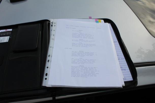 memorizing scripts