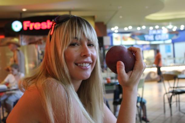 peach VS Food Court