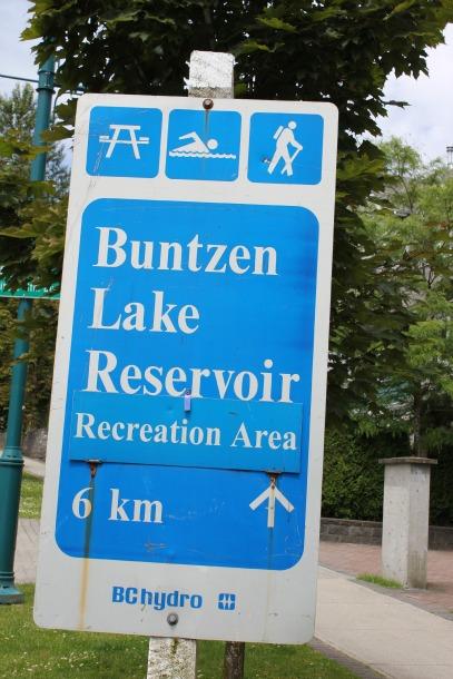 buntzen lake, port moody