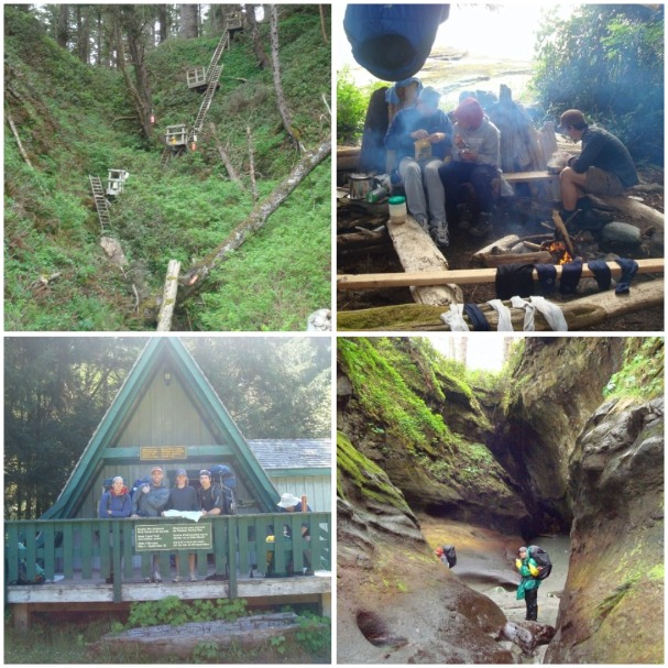 west coast trail, vancouver island