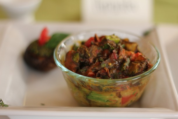 Raw, vegan chili, raw food foundation