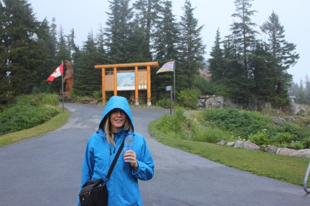 Whistler Water, Grouse Grind