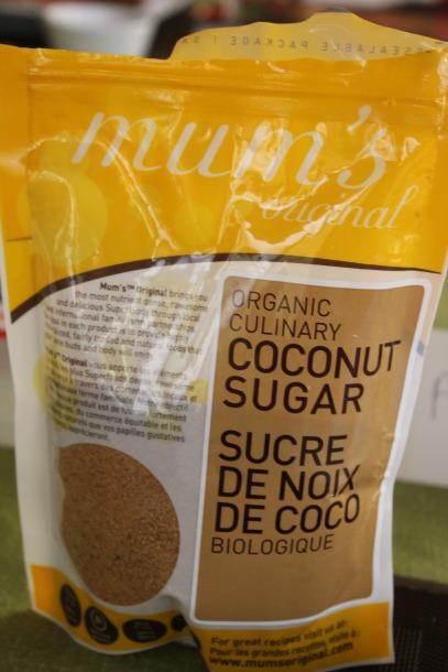 mums coconut sugar