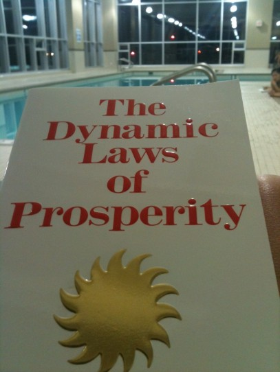 the dynamic laws of prosperity, chapters