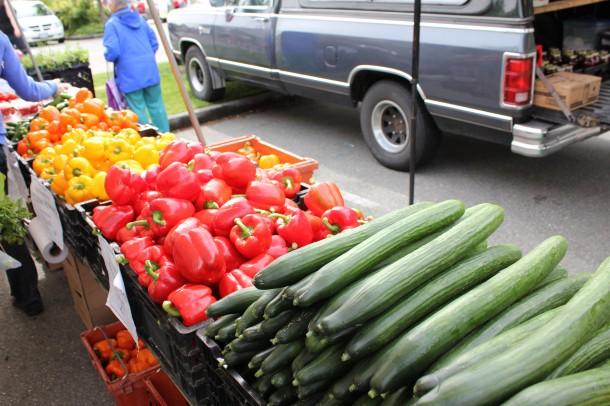 Coquitlam Farmers market