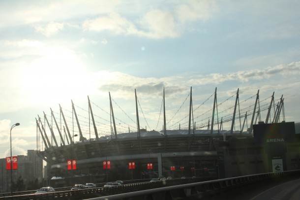The new BC place, Vancouver