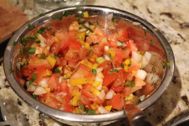 raw corn tortilla's