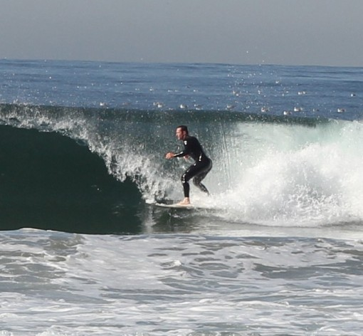 brad martin, surfer
