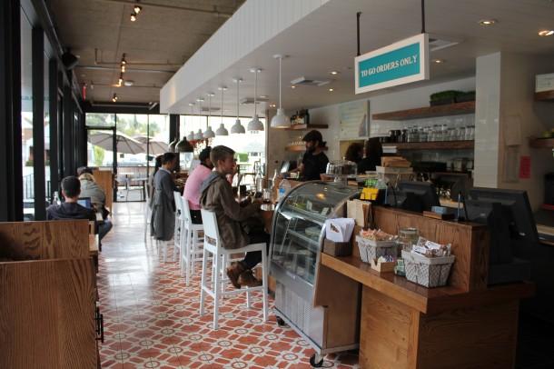 Cafe Gratitude,la