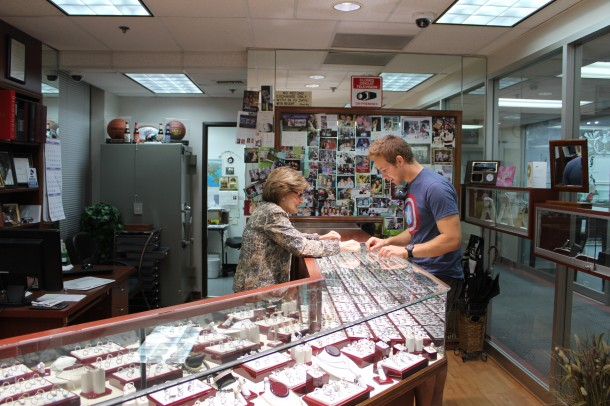 Eli's jewelry, LA
