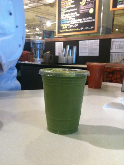 Green Goodness, Whole Foods Cambie