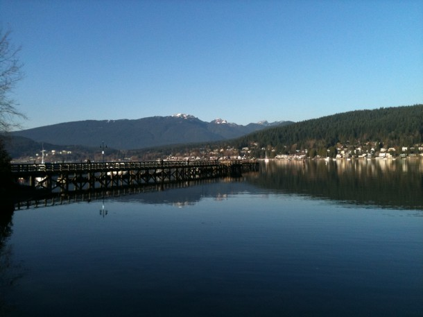 Rocky Point, Port Moody BC dec.2011
