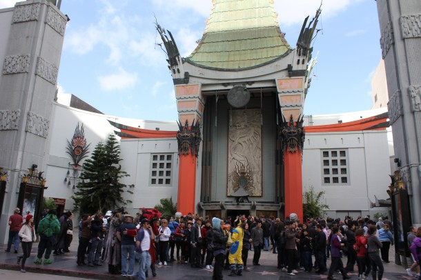 graumans chinese theater