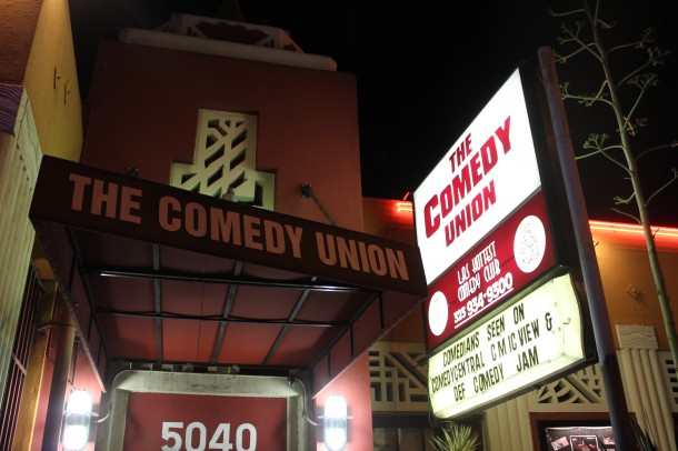 The Comedy Union, LA