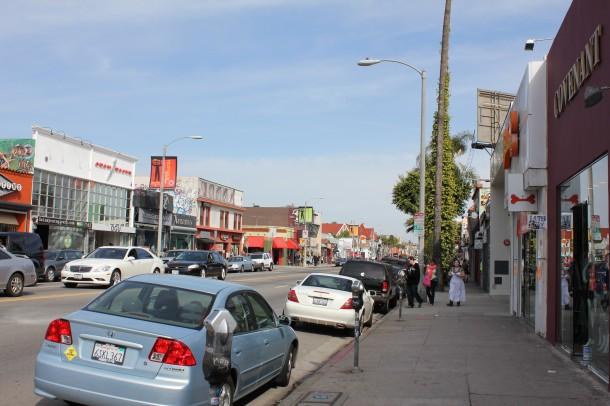 Melrose Ave