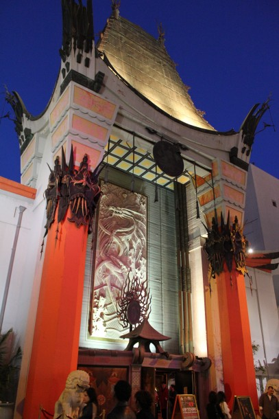 Chinese Theater, Hollywood Blvd.