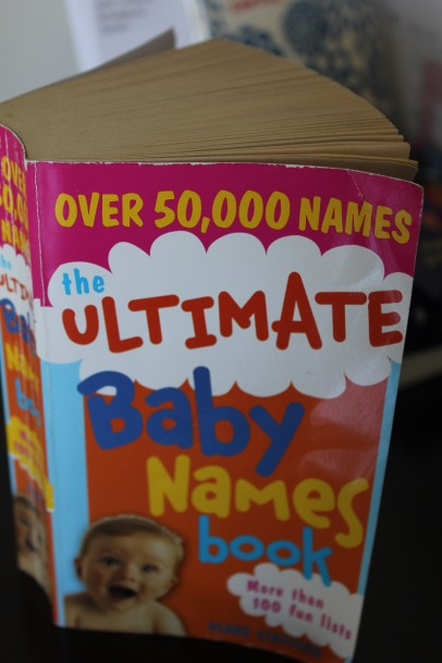 Baby names book, Ultimate baby Names book,