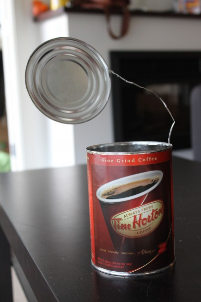 Tim Hortons Coffee grinds