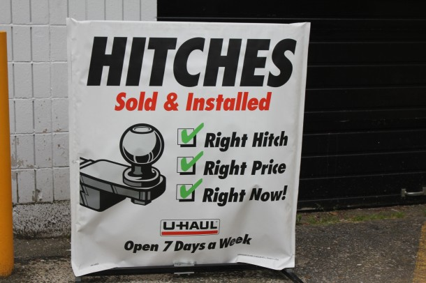 Uhaul hitches