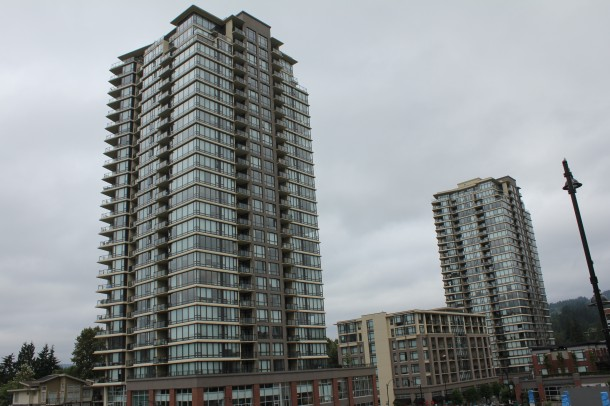 Aria1 port moody