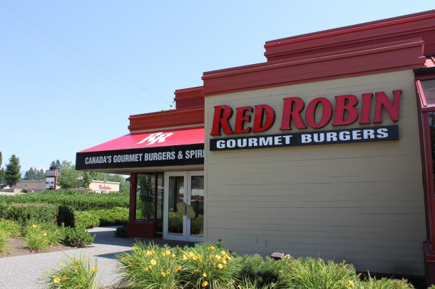 Red Robin Coquitlam